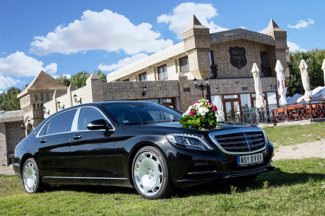 Limuzina za svadbe, Wedding limousine